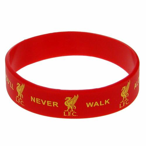 Wristbands Silcone - EPL - Liverpool FC