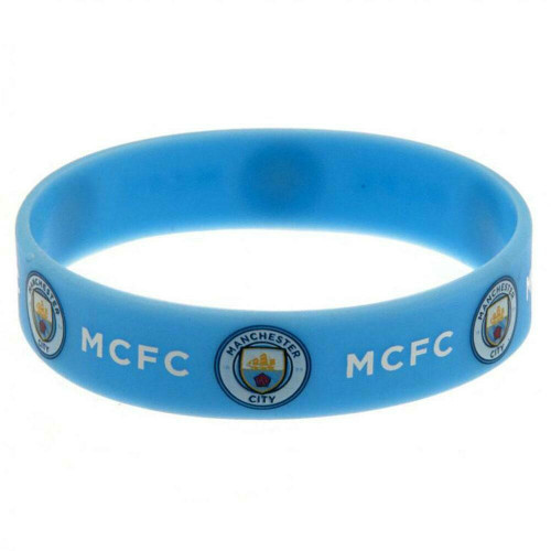 Wristbands Silcone - EPL - Manchester City FC