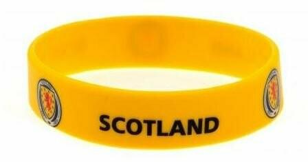 Wristbands Silcone - World Cup - Scotland NT