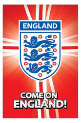 COME ON ENGLAND Official Poster-#009