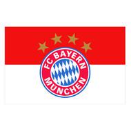 BAYERN MUNICH FC Style Licensed Flag 5' x 3'