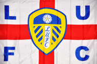 LEEDS UNITED  Style Licensed Flag 5' x 3'