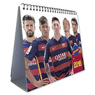 BARCELONA  FC Official Desk Calendar 2016