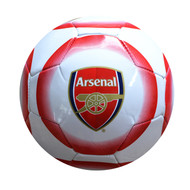 ARSENAL PANEL CREST  Licensed Soccer Ball Size 5