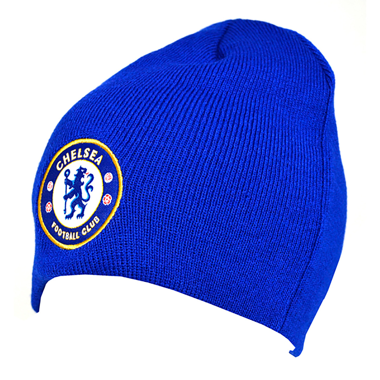 07cb4e74c CHELSEA FC ROYAL Official Beanie Hat