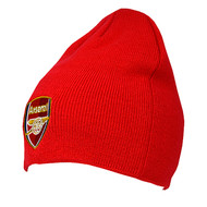 ARSENAL FC RED Official Beanie Hat
