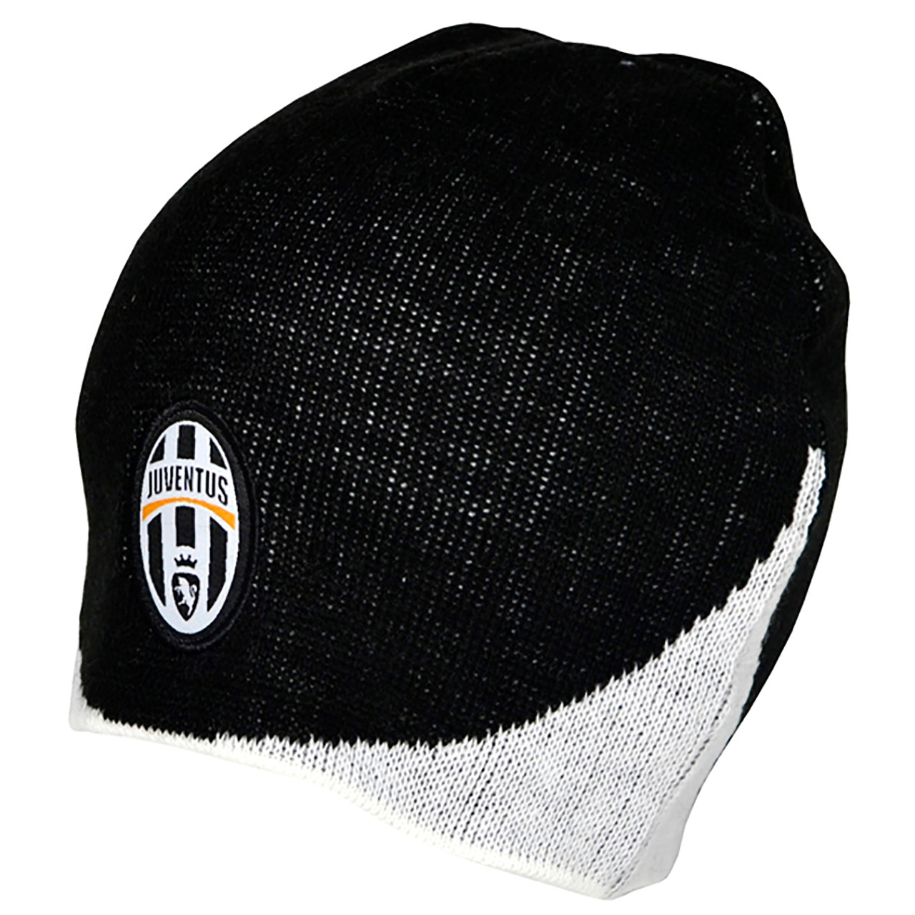 f069095f7 JUVENTUS FC Official Wave Beanie Hat
