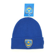 PORTSMOUTH FC Official Blue Beanie Hat