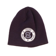 "ROBIN RUTH Soccer ""Stamp"" Beanie Hat"