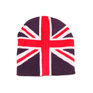 "UNION JACK ""FLAG"" Beanie Hat"