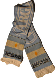 ARGENTINA FLAG Authentic Fan Scarf