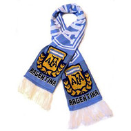 ARGENTINA CREST Authentic Fan Scarf