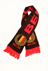 BELGIUM Authentic Fan Scarf