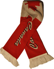 CANADA  Authentic Fan Scarf