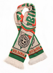 BULGARIA Authentic Fan Scarf