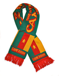 CAMEROON Authentic Fan Scarf