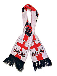 ENGLAND  Authentic Fan Scarf