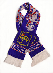 FRANCE  Authentic Fan Scarf