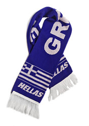 GREECE Authentic Fan Scarf