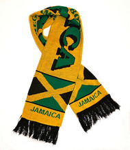 JAMAICA  Authentic Fan Scarf