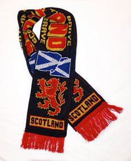 SCOTLAND  Authentic Fan Scarf