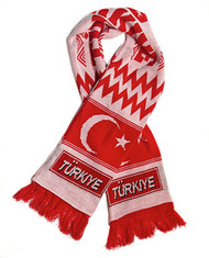 TURKEY  Authentic Fan Scarf