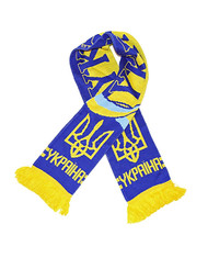 UKRAINE  Authentic Fan Scarf