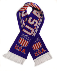 USA  Authentic Fan Scarf