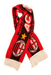 AC MILAN  FC Authentic Fan Scarf