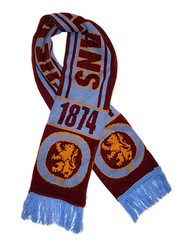 ASTON  VILLA FC  Authentic Fan Scarf