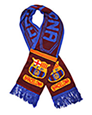 BARCELONA FC  Authentic Fan Scarf