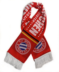 BAYERN MUNICH FC  Authentic Fan Scarf
