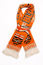 BLACKPOOL FC   Authentic Fan Scarf