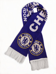 CHELSEA FC  Authentic Fan Scarf
