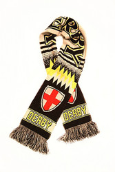 DERBY COUNTY  FC  Authentic Fan Scarf