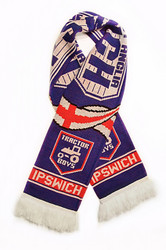 IPSWICH  FC  Authentic Fan Scarf