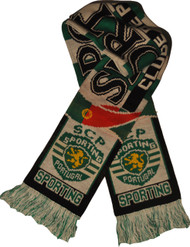 SPORTING PORTUGAL FC Authentic Fan Scarf