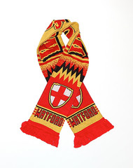 WATFORD  FC Authentic Fan Scarf