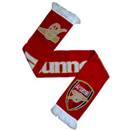 ARSENAL FC Licensed Crest Scarf