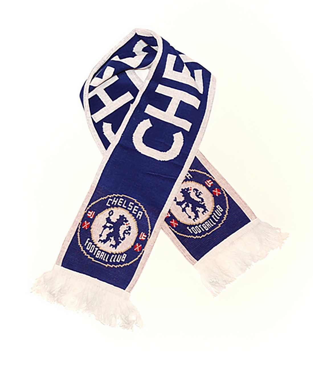 Chelsea Fc Licensed Logo Scarf