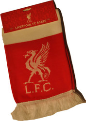 LIVERPOOL FC Licensed Vintage Bar Scarf
