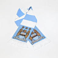 MANCHESTER CITY FC Licensed Bar Scarf