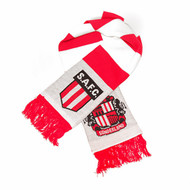 SUNDERLAND FC Licensed Bar Scarf