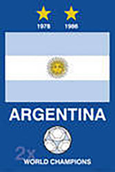 ARGENTINA National Soccer Team Poster-#399