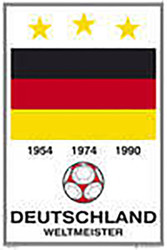 GERMANY National Soccer Team Poster-#400