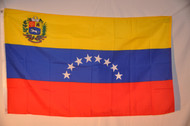 VENEZEULA  Country Flag
