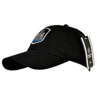 NEWCASTLE  UNITED FC-Official EPL Black  Baseball Cap