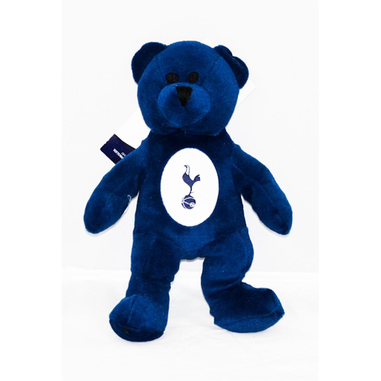Tottenham Spurs Fc Licensed Beanie Bear