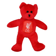 LIVERPOOL FC  Licensed Beanie Bear