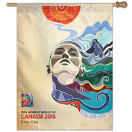 FIFA CANADA 2015 Women's World Cup Flag